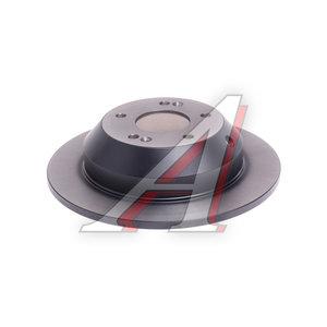 Диск тормозной HYUNDAI Santa Fe (09-) KIA Sorento (09-) задний (1шт.) TRW DF7996, 58411-2P000