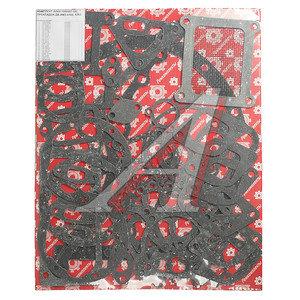 Прокладка двигателя ЯМЗ-6562,6563 (общ.ГБЦ) комплект без ГБЦ (27 наименований) ЯИЗ 6562.1000001-06