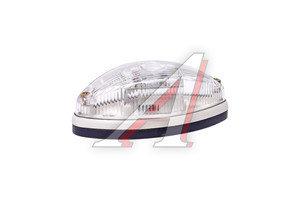 Фонарь контурный передний 12/24V белый (светодиод) ЕВРОСВЕТ ГФ2 Б-LED