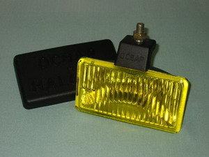 Фара противотуманная желтая ОСВАР 2212.3743-06