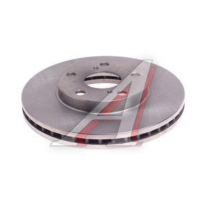 Диск тормозной TOYOTA Camry (91-96) LEXUS ES 300 передний (1шт.) KORTEX KD0161, DF1431, 43512-33042