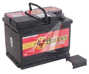 Аккумулятор BANNER Starting Bull 62А/ч обратная полярность 6СТ62 562 19
