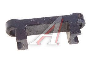 Накладка МАЗ стремянки ушка рессоры (низкая) 64221-2902025