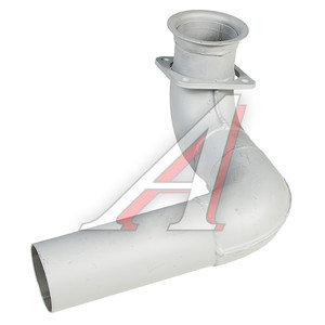 Труба приемная глушителя КАМАЗ-ЕВРО левая (ОАО КАМАЗ) 6540-1203014-21
