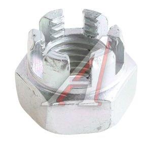 Гайка М12х1.5х15 ВАЗ-2101 рычага маятникого прорезная 10792211