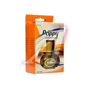 Ароматизатор на дефлектор жидкостный (цитрус) 10мл Mini Mate Poppy DIAX GT-73673CIT