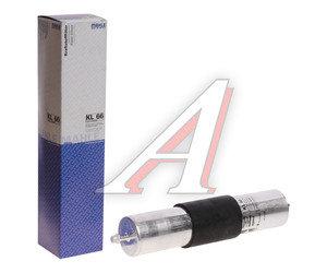 Фильтр топливный BMW 3 (E36,E46),5 (E34,E39),7 (E38) MAHLE KL66, 13321702632
