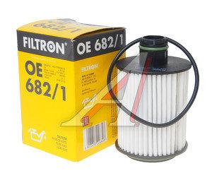 Фильтр масляный OPEL Astra J (2.0) FILTRON OE682/1, OX559D