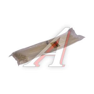 Хомут-стяжка 500x7.6 нейлон белый (100шт.) NOVA BRIGHT 40067