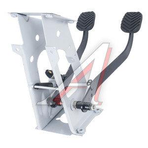 Блок педалей ГАЗ-3307 в сборе (ОАО ГАЗ) 3307-1602408