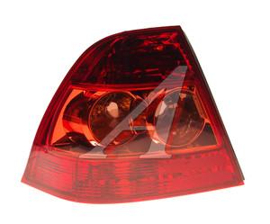 Фонарь задний TOYOTA Corolla (04-) левый TYC 11-B8380055B3, 212-19K5L-AE, 81561-02250