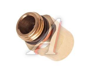 Соединитель трубки ПВХ,полиамид d=12мм (наружная резьба) М16х1.5 прямой латунь CAMOZZI 9512 12-M16X1.5, 893 800 002 2
