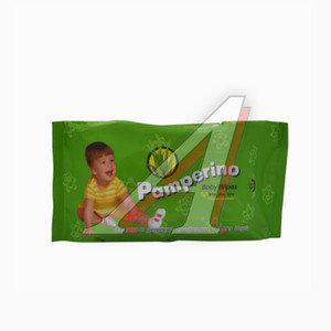 Салфетка влажная универсальная 25х15см в мягкой упаковке детские 80шт. PAMPERINO PA-15308