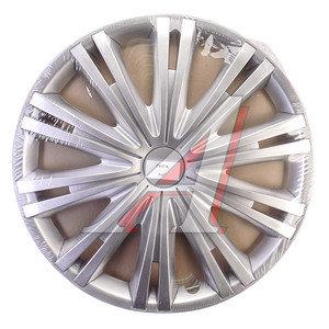 Колпак колеса R-16 серый комплект 4шт. ГИГА ГИГА R-16