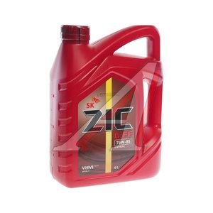 Масло трансмиссионное G-FF GL-4 75W85 синт.4л ZIC 162626, ZIC SAE75W85