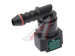 Соединитель ВАЗ-21104 шланга топливного Г-образный 1118-1104410-10