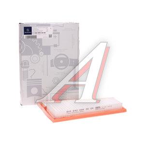 Фильтр воздушный MERCEDES C (W204),E (W211,W212),ML (W164),GL (X164) CDI правый OE A6420943004, LX1850/2, A6420942204