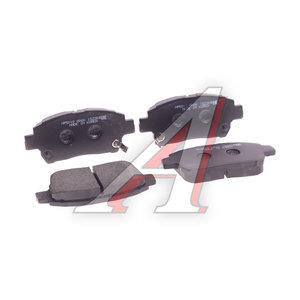 Колодки тормозные TOYOTA Corolla (02-),Yaris,Prius (00-) передние (4шт.) HSB HP5019, GDB3242, 04465-12590