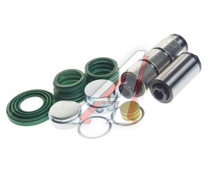 Ремкомплект суппорта WABCO 19.5'' (втулки,пыльники,болты,направляющие) KORTEX TR15016, CWSK6/CWSK.6/ECKW6/13482/K017/081030122/1628065/13433/12999776, 1104514/1628065/2093081/5001866626