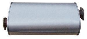 Глушитель УАЗ-315123 нержавеющая сталь Баксан 315123-1201010-01, 315123-1201010-11