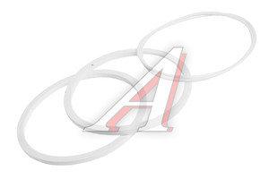 Ремкомплект КАМАЗ-ЕВРО фильтра грубой очистки масла белый силикон (2поз./4 дет.) 740.1012010*РК, 7406.1012010*РК, 7406.1012083