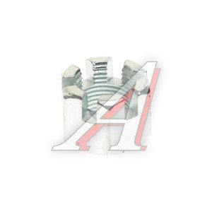 Гайка М18х1.5 МАЗ,КРАЗ опоры двигателя,рулевого пальца MEGAPOWER 250907-П29