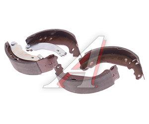 Колодки тормозные RENAULT 19 задние барабанные (4шт.) TRW GS8211, 7701202820