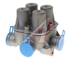 Клапан MAN MERCEDES защитный 4-х контурный WABCO-версия (1хМ22х1.5мм 4хМ22х1.5мм) COJALI 23226041, AE4609/II37460/9347144000, 81521516098