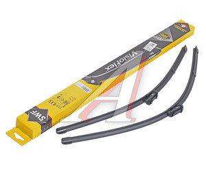 Щетка стеклоочистителя MERCEDES GL (X166) (11-) 650/580мм комплект Visioflex SWF 119435, 580/650, A1668201045