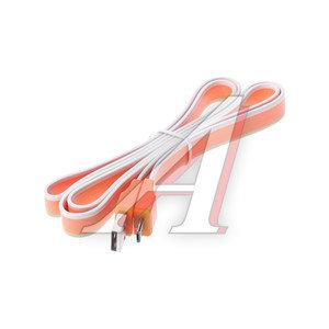 Кабель micro USB 1м оранжевый SICRON SICRON CU-100CM, с0020