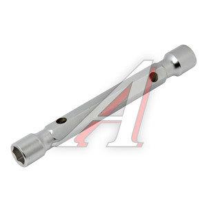 Ключ торцевой прямой 8х9мм FORCE F-7620809