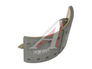 Колодки тормозные HYUNDAI HD120 барабанные задние (150мм) (R16) (1шт.) HSB HS7002, 58340-6A900