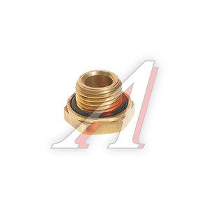 Заглушка М16х1.5 пневмокранов с уплотнительным кольцом WABCO 8930220144, 8930220084