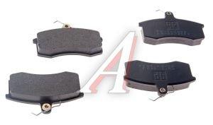 Колодки тормозные ВАЗ-2108 передние дисковые (4шт.) BM 2108-3501090, FD-P 2003/BMFD-2003, 2108-3501080