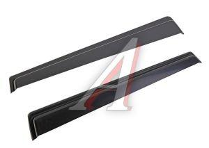 Накладка фары ВАЗ-2108-99 декоративная (ресничка) верхняя некрашеная комплект 2108-8401115 РЯЗАНЬ