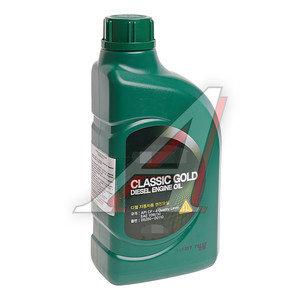 Масло дизельное HYUNDAI 10W30 п/синт.1л CLASSIC GOLD CF-4 OE 05200-00110, HYUNDAI 10W30