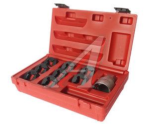 Набор инструментов для восстановления резьбы оси ШРУСа (М24х2.0-М20х1.25, 3/4х20) в кейсе JTC JTC-5203