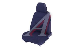 Авточехлы (майка) на передние сиденья черные (2 предм.) Magic Front H&R 21087 H&R