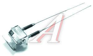 Антенна AN-303 СHROME на желобок двухлучевая 56см (AM/FM) кабель 270см FK /1/12/48 HIT AN-303