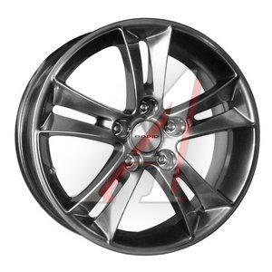 Диск колесный литой РЕД-ТАУЭР R16 Блэк платинум K&K 5х108 ЕТ50 D-67,1, r14779