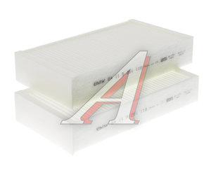 Фильтр воздушный салона BMW X3 (F25),X4 (F26) комплект (2шт.) OE 64119237159, LA873/S