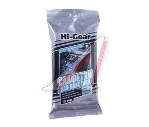 Салфетка влажная для пластика HI-GEAR HG5602