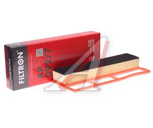 Фильтр воздушный FIAT Punto (94-99) FILTRON AP092/7, LX1920, 1706918