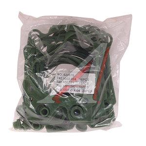 Ремкомплект КАМАЗ двигателя РТИ силикон (5 поз./72 дет.) 740.1003213-25РК, 740.1003213-25