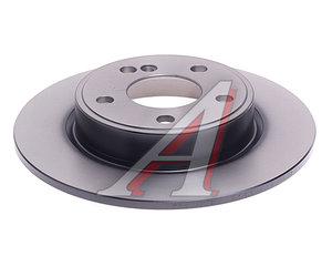 Диск тормозной MERCEDES A (W176),B (W246) задний (1шт.) TRW DF6376, 0 986 479 A03, A246423001207