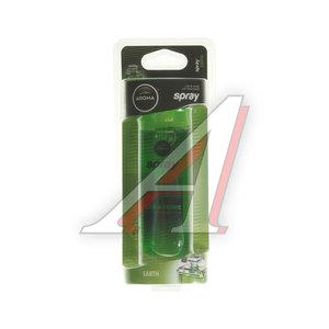 Ароматизатор спрей (земля) 50мл Car pump spray AROMA 63169, Aroma Car pump\Earth