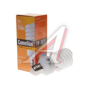 Лампа энергосберегающая E27 30W (150W) теплый CAMELION Camelion LH30-AS-M/827/E27, 7982