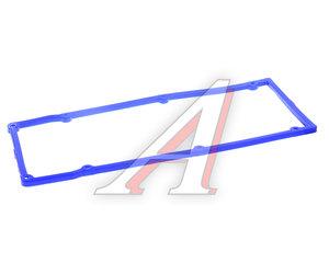 Прокладка ЗМЗ-406 крышки клапанной силикон синий БАД 406.1007245, 406-1003270-115