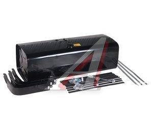 Бак топливный КАМАЗ 500л (530х650х1630) с комплектом для установки+РТИ в сборе БАКОР 541121-1101010-22СБ, Б53215-1101010-22К2, 541121-1101010-20