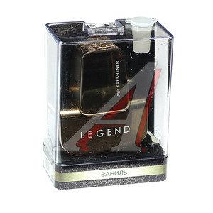 Ароматизатор на дефлектор жидкостный (ваниль) с пробником LEGEND LEG-4